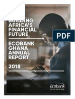Ecobank Financial Report for 2018