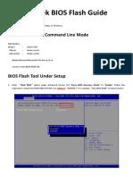 BIOS Flash Guide