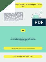 Cómo la tecnología definirá el mundo post.pptx