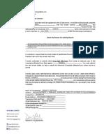 Complaint Form FERMIN L.