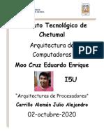 1-2-ArquitecturaDeProcesadores-EduardoMoo