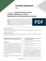 Pags 3-8 - Especial Analisi tributario - regimen especial de depreciacion