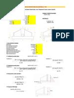 Cálculo Estructural Alcantarillas- JANETH