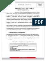 Lineamientos para archivar documentos curriculo