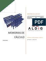 MEMORIAS DE CALCULO EJEMPLO