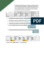 Analiza factorială a două portofolii