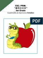 3er Grado - Cuadernillo de Ejercicios (octubre).pdf