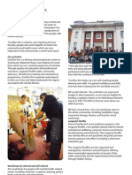 CoolTan Arts Feature in Southwark Carer Newsletter Jan 11