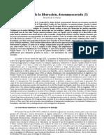 Cierva, Ricardo de la - La teología de la liberación desenmascarada (1985)