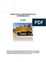 Manual Uso y Mantenimiento_JV-01966