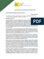 Clima, Temperatura y Propagación de La Covid-19_1