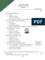 Test_Modulul_Transmisii mecanice