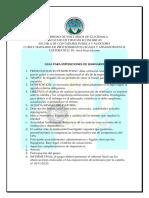 Reglas para la presentación de SEMINARIO DE PROCEDIMIENTOS LEGALES Y ADMINISTRATIVOS (2)