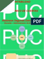 PUC PLAN ÚNICO DE CUENTAS