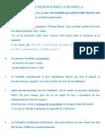 DATOS CURIOSOS DE LA BOMBILLA