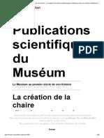 Le Muséum au premier siècle de son histoire - La création de la chaire d'anthropologie du Muséum dans son contexte institutionnel et intellectuel (1832-1855) - Publications scientifiques du Muséum.pdf