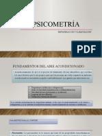 Clase 13-  Psicometria