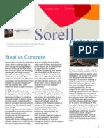 steel Vs Concrete structure