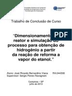 156433744-Dimensionamento-do-Reator-e-Simulacao-do-Processo-de-Obtencao-de-Hidrogenio-a-partir-da-reacao-de-reforma-a-vapor-do-Etanol.pdf