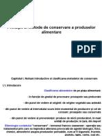 Cap.I. Notiuni introductive si clasificarea metodelor