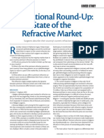 International Round-Up:State of the Refractive Market