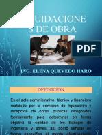 LIQUIDACIONES DE OBRA - 1