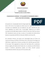 Actualizacão Dados Covid_19. 26.08.2020