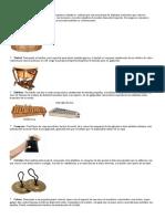 10 Instrumentos de Percusión