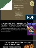 Proceso de Positivización Jurídica de Los Derechos Humanos    - Diapositiva.pdf