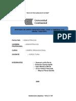 DISEÑO ORGANIZACIONAL - G&M  - Final.docx