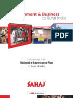 Sahaj Corp Brochure