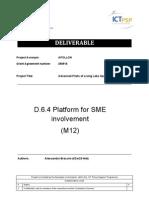 Apollon - Platform for SME Involvement