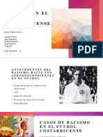 Racismo en el fútbol costarricense (1)