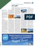 La Voz de Torrelodones. Página PP febrero 2011