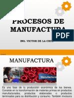 5 Procesos de Manufactura