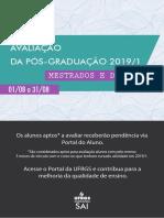 Cartaz Avaliac�a_o da P�s_Graduac�ao 2019_1 (2).pdf
