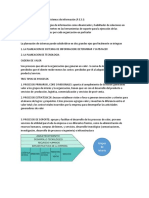 Planeación estratégica de sistemas de información