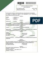 Certificado de Constitución y Gerencia de La Empresa Colfrutik