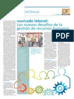 Mercado Laboral Desafíos GRRHH