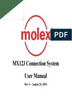 MX123_Connector_User_Manual_rv6