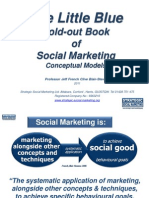 The Little Blue Book of Social Marketing Models