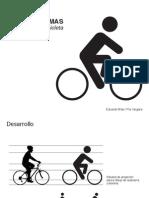 Desarrollo Pictogramas Bicicleta