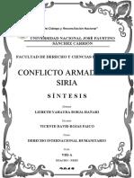CONFLICTO EN SIRIA- ALUMNA LIZBETH BORJA.docx