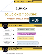 SOLUCIONES Y COLOIDES CLASE