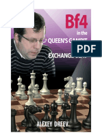 Dreev, Alexey - Bf4 in the Queen's Gambit and the Exchange Slav-