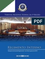 Regimento Interno TRF 1ª Região