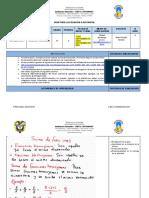GUIA #4 TERCER PERIODO DE EDUCACIÓN A DISTANCIA L.R.C MATEMÁTICAS 6