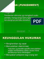HUKUMAN (PUNISHMENT)