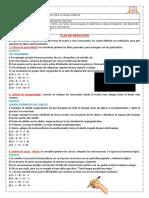 Tema - Plan de redacción
