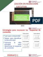 Especializacion Redaccion Ejecutiva Sesiones 4